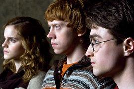 Harry Potter, Daniel Radcliffe, Rupert Grint, Emma Watson
