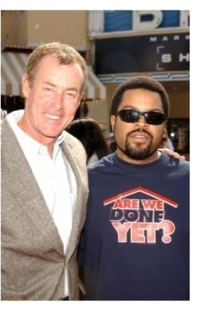 John C. McGinley and Ice Cube