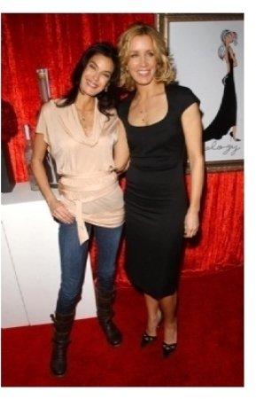 Teri Hatcher and Felicity Huffman