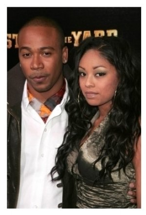 Columbus Short and Tanee Short
