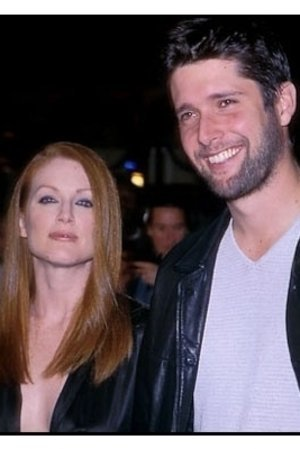 """Julianne Moore and Bart Freundlich at the """"Magnolia"""" Premiere."""