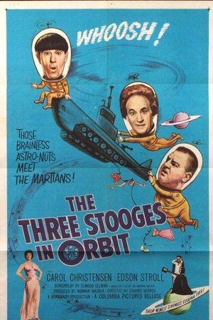Three Stooges in Orbit