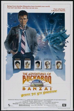 Adventures of Buckaroo Banzai: Across the 8th Dimension