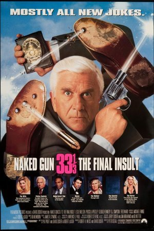 Naked Gun 33 1/3: The Final Insult