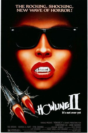 Howling II... Your Sister Is a Werewolf