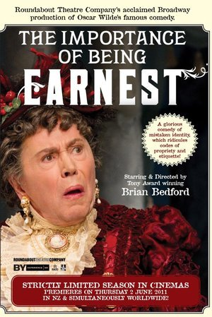 Importance of Being Earnest: Live in HD
