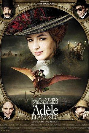 Extraordinary Adventures of Adèle Blanc-Sec