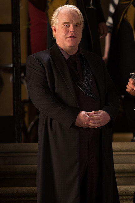 The Hunger Games: Catching Fire, Plutarch