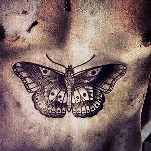 Harry Styles New Tattoo