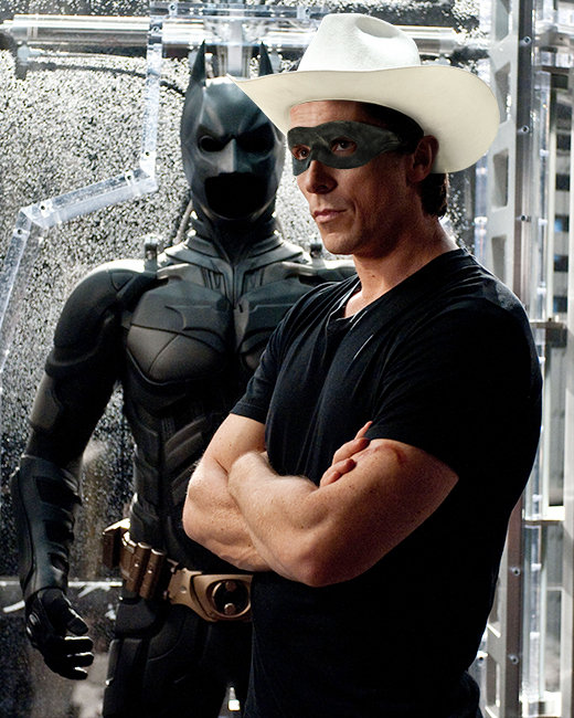 Christian Bale, Dark Knight, The Lone Ranger