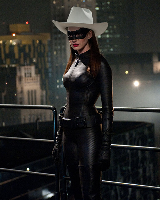 Anna Hathaway, The Dark Knight, The Lone Ranger
