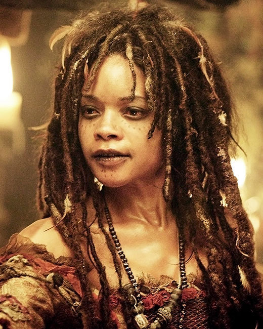 Naomi Harris Pirates of the Caribbean: Dead Man's Chest