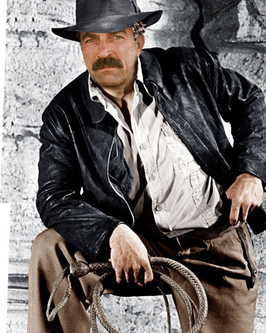 Tom Selleck, Indiana Jones