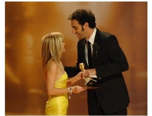 64th Annual Golden Globe Awards Telecast: Sacha Baron Cohen