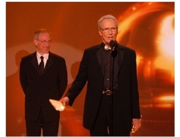 64th Annual Golden Globe Awards Telecast: Clint Eastwood