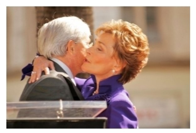Judge Jerry Sheindlin and Judge Judy Sheindlin
