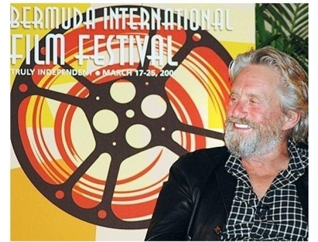 Bermuda Film Fest:  Michael Douglas