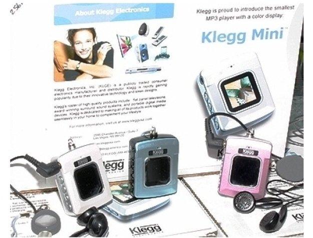 2006 HBO Luxury Lounge Photos: Klegg Electronics