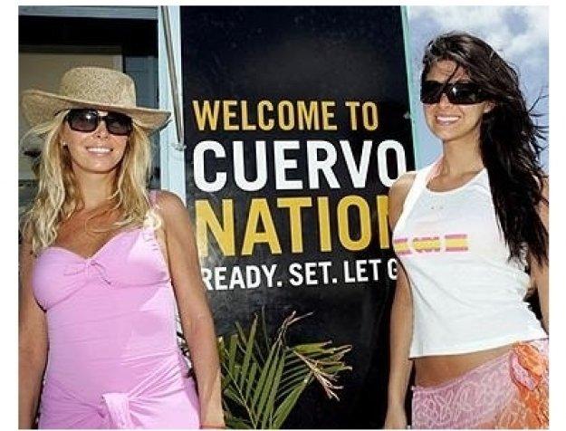 Cuervo Nation, Caribbean Photos: Lisa and Brittny Gastineau