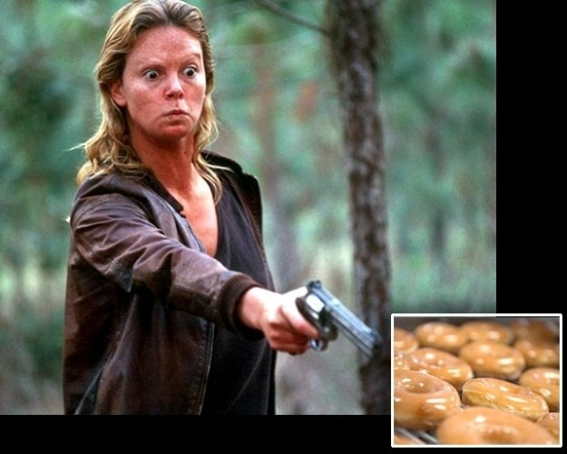 What Did Charlize Theron Eat for 'Monster'?