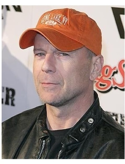 Sin City Premiere: Bruce Willis