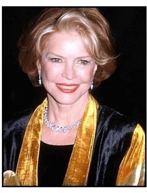 Ellen Burstyn at the Requiem for a Dream premiere