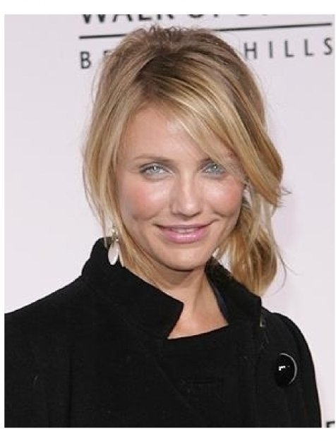 Rodeo Drive Walk Of Style: Cameron Diaz