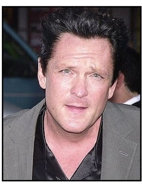 "Michael Madsen at the ""Kill Bill Vol. 1"" premiere"