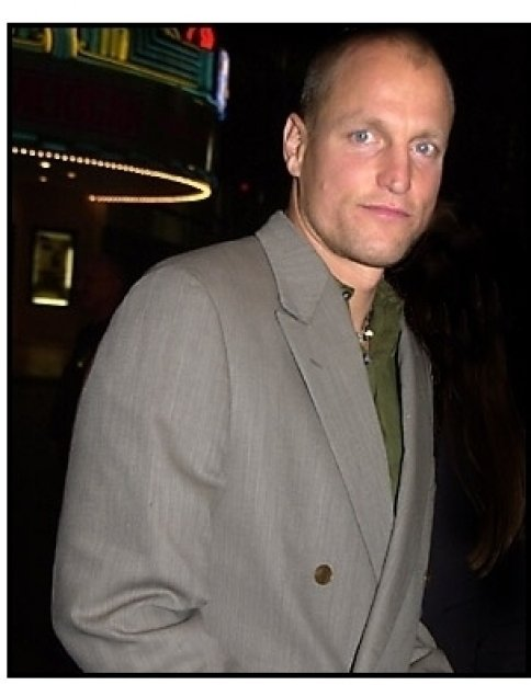 Woody Harrelson at the Say It Isn't So premiere