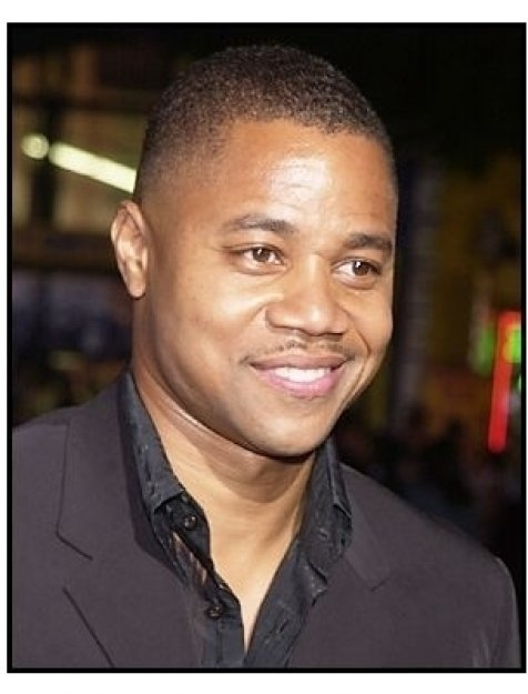 """Cuba Gooding Jr. at """"The Fighting Temptations"""" premiere"""