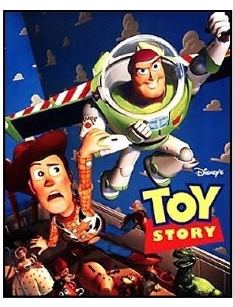 """""""Toy Story"""" Movie Still: Movie Poster"""