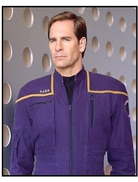 Enterprise: Scott Bakula as Captain Jonathan Archer