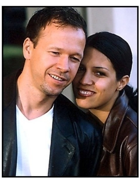 "Donnie Wahlberg at ""The Perfect Storm"" Premiere"