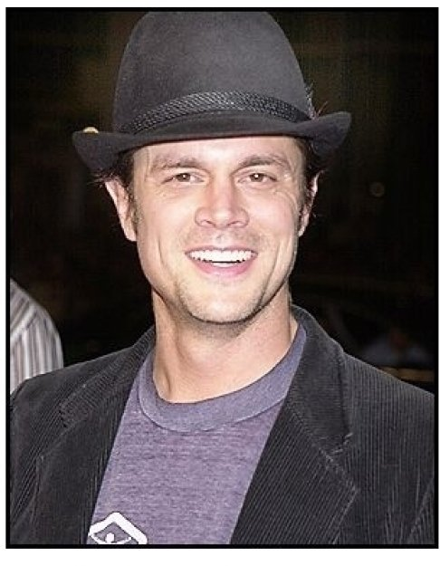 """Johnny Knoxville at the """"Walking Tall"""" Premiere"""