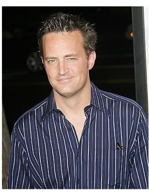 Matthew Perry at the Wimbledon Premiere