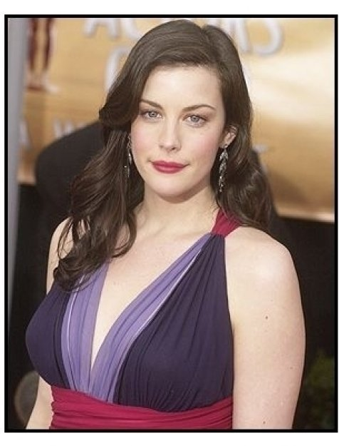 10th Annual SAG Awards -Liv Tyler- Red Carpet