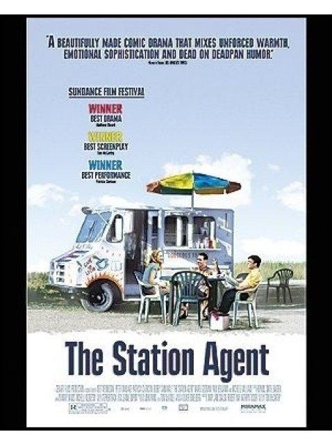 """The Station Agent"" Movie Still: Poster"