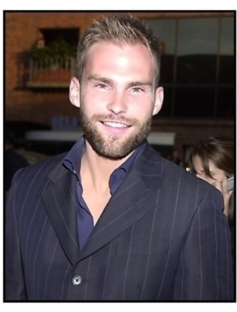 Seann William Scott at the American Pie 2 premiere