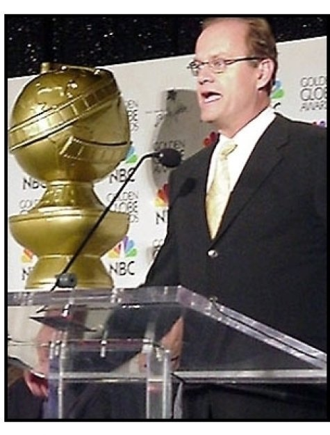Kelsey Grammer at the 2001 Golden Globe nominations
