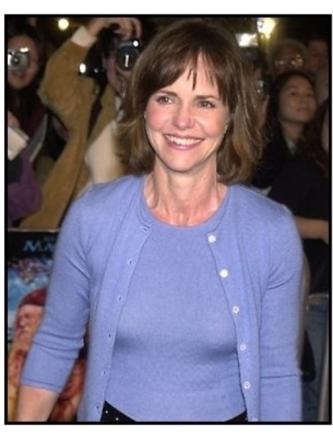 Sally Field at the Harry Potter premiere