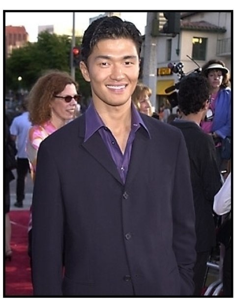 Rick Yune at The Fast and the Furious premiere