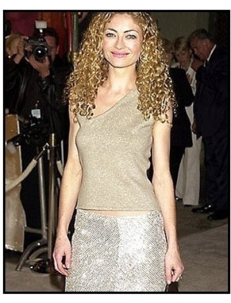 Rebecca Gayheart at the Blow premiere