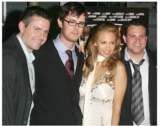 Standing Still Premiere Photos:  Trent Othick, Colin Hanks, Marnette Patterson and Matthew Cole Weiss