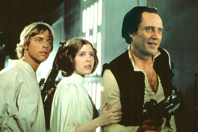 Christopher Walken, Star Wars