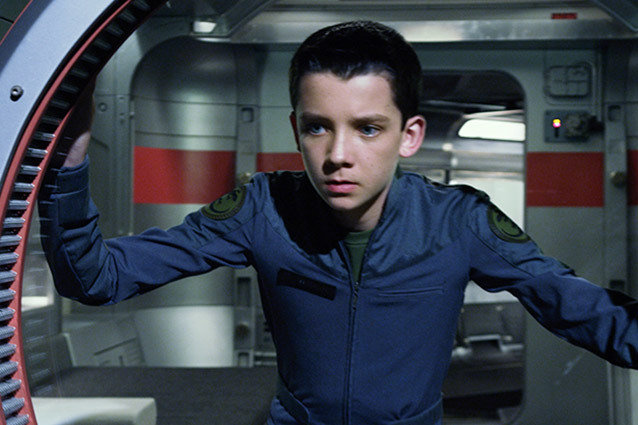 Asa Butterfield, Ender's Game