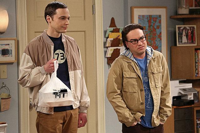 Johnny Galecki, The Big Bang Theory