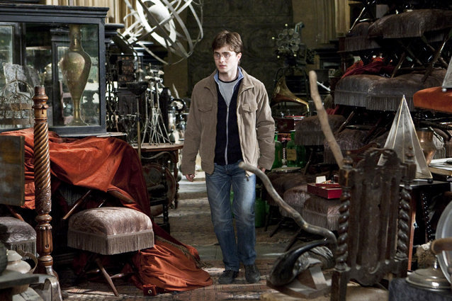 Daniel Radcliffe, Harry Potter and the Deathly Hallows Part 2