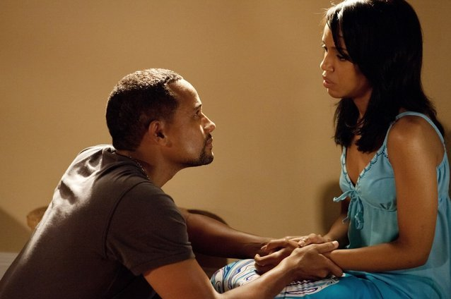 FOR COLORED GIRLS, Kerry Washington