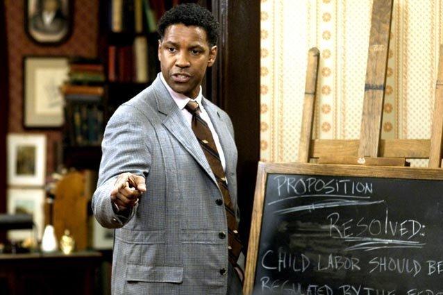 Denzel Washington, The Great Debaters