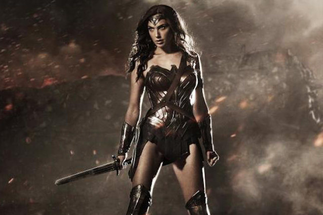 Wonder Woman, Batman v. Superman: Dawn of Justice
